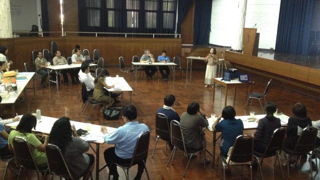 Permalink to: KM Workshop (การอบรมเชิงปฏิบัติการ KM) 2557 (th)